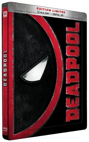 Deadpool édition Steelbook