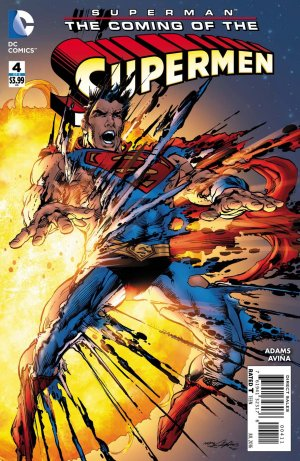 Superman - The Coming of the Supermen 4