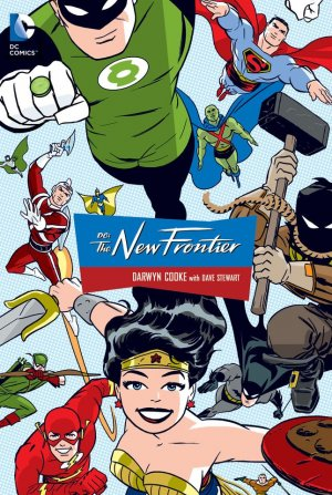 The New Frontier édition TPB softcover (souple - 2016)
