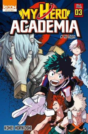 My Hero Academia # 3