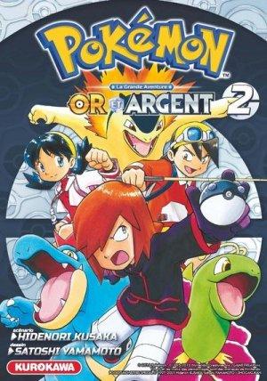 Pokémon # 2 Or et Argent
