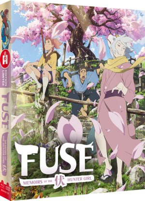 Fusé Memoirs of the Hunter Girl 1