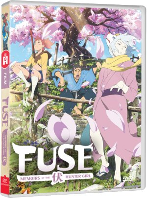 Fusé Memoirs of the Hunter Girl # 1 DVD