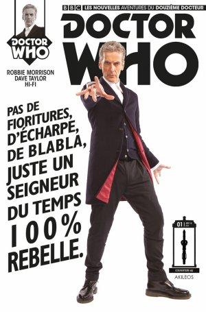 Doctor Who Comics - Douzième Docteur # 1 Issues (2016)