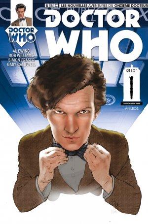 Doctor Who Comics - Onzième Docteur # 1 Kiosque (2016 - En cours)