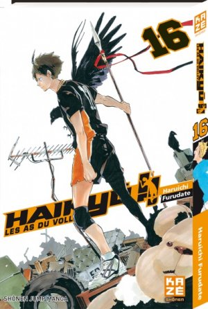 Haikyu !! Les As du Volley # 16