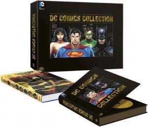 DC Comics Collection édition Limitée et numérotée