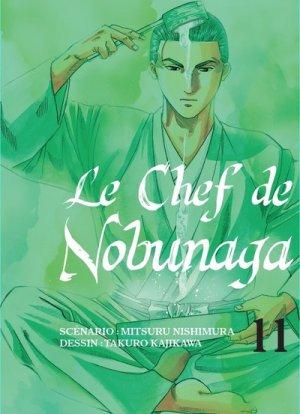 Le Chef de Nobunaga # 11
