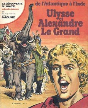 La découverte du monde en bandes dessinées édition Simple