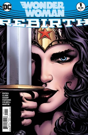Wonder Woman Rebirth # 1 Issues