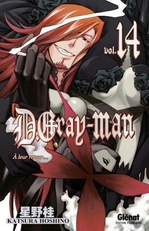 couverture, jaquette D.Gray-Man  14 Édition originale (Glénat Manga)