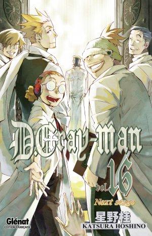 couverture, jaquette D.Gray-Man  16 Édition originale (Glénat Manga)