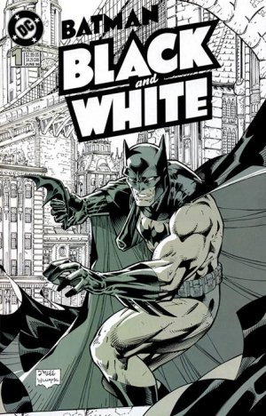 Batman - Black and White # 1 Issues V1 (1996)