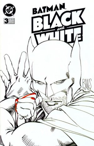 Batman - Black and White 3