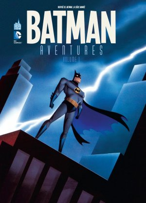 Batman Aventures édition TPB softcover (souple)