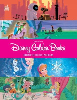 Disney Golden Books édition TPB hardcover (cartonnée)