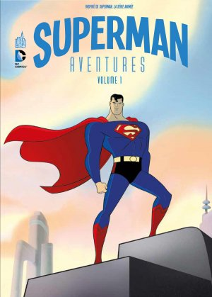 Superman aventures édition TPB softcover (souple)