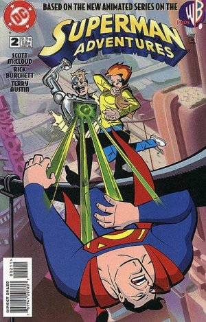 Superman aventures # 2 Issues V1 (1996 - 2002)
