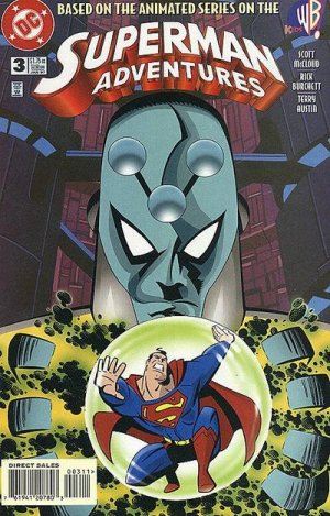 Superman aventures # 3 Issues V1 (1996 - 2002)