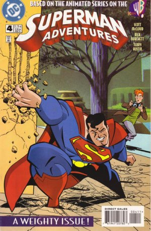 Superman aventures # 4 Issues V1 (1996 - 2002)