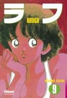 couverture, jaquette Rough 9  (Glénat Manga)