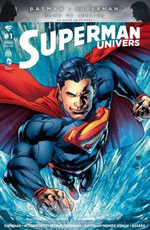Superman Univers édition Kiosque mensuel (2016 - 2017)