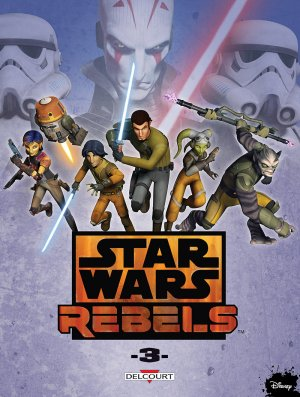 Star Wars - Rebels # 3