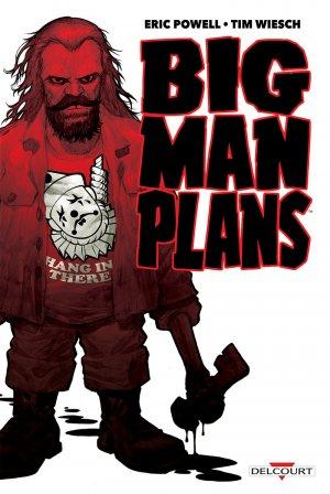 Big man plans édition TPB hardcover (cartonnée)