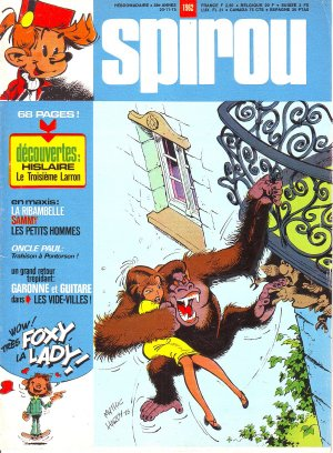 Album Spirou (recueil) # 1962