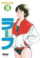couverture, jaquette Rough 10  (Glénat Manga)