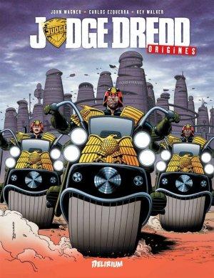 Judge Dredd - Origines édition TPB hardcover (cartonnée)