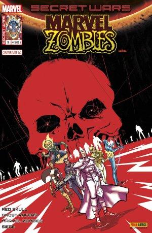 Secret Wars - Marvel Zombies # 3