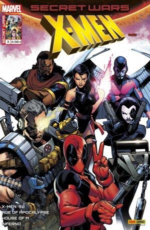Secret Wars - X-Men 3