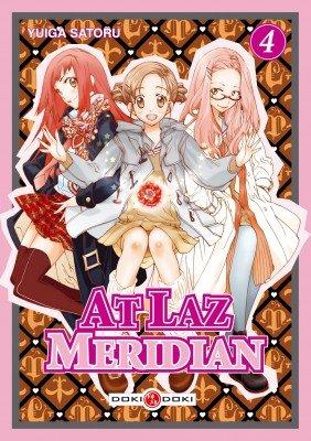 couverture, jaquette At Laz Meridian 4  (Doki-Doki)