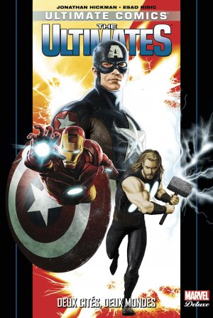 Ultimate Comics Ultimates édition TPB Hardcover - Marvel Deluxe (2016)