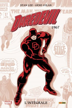 Daredevil # 1967 TPB Hardcover - L'Intégrale