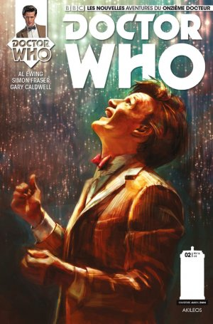 Doctor Who Comics - Onzième Docteur # 2 Kiosque (2016 - En cours)