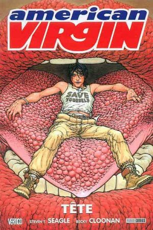 American Virgin édition TPB softcover (souple)