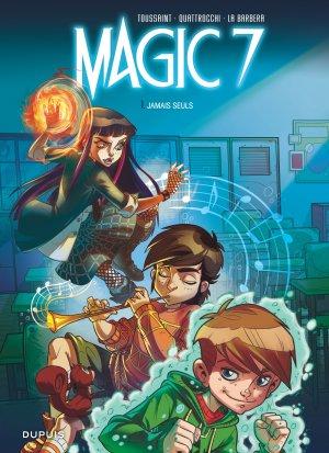 Magic 7 # 1 simple