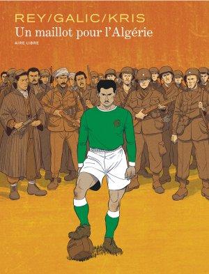 Un maillot pour l'Algérie 1