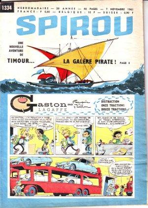 Album Spirou (recueil) # 1334
