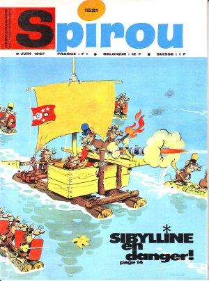 Le journal de Spirou # 1521