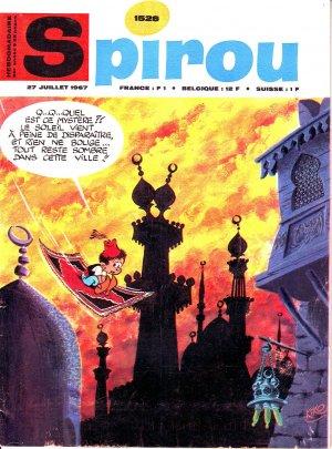 Le journal de Spirou # 1528