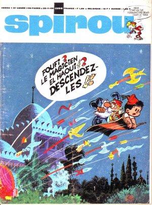 Le journal de Spirou # 1598
