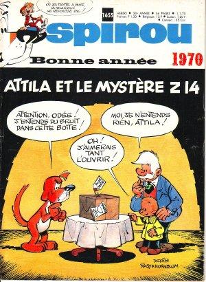 Le journal de Spirou # 1655