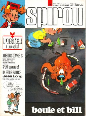 Le journal de Spirou # 1761