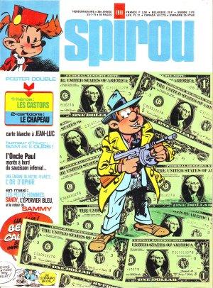 Le journal de Spirou # 1919
