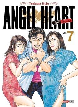 couverture, jaquette Angel Heart 7 Nouvelle édition (Panini manga)