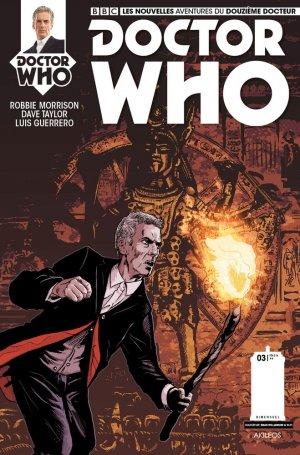 Doctor Who Comics - Douzième Docteur # 3 Issues (2016)