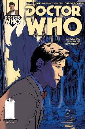 Doctor Who Comics - Onzième Docteur # 3 Kiosque (2016 - En cours)